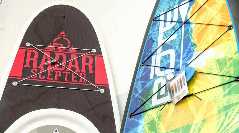 Fairbanks Paddle boards