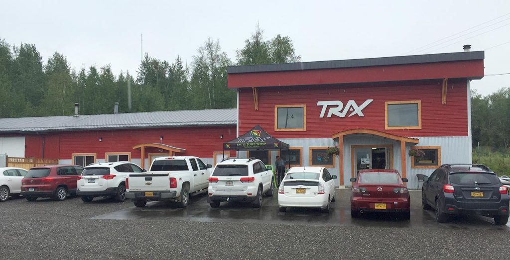 Trax Outdoor Center