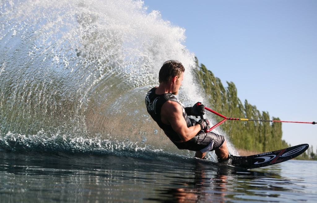 Water Ski Lessons In Fairbanks Trax Outdoor Center
