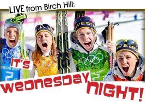 Wednesday Night Race: Race 1 of 6 @ Birch Hill Recreation Area | Fairbanks | Alaska | United States