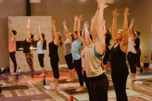 lululemon 21-Day Winter Challenge @ Trax Yoga | Russell | Massachusetts | United States