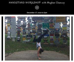 Handstand Workshop @ Trax Outdoor Center   Fairbanks   Alaska   United States
