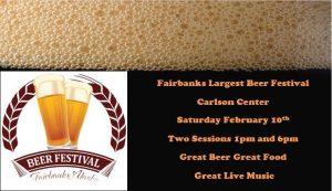 The Beer Festival @ Carlson Center | Fairbanks | Alaska | United States