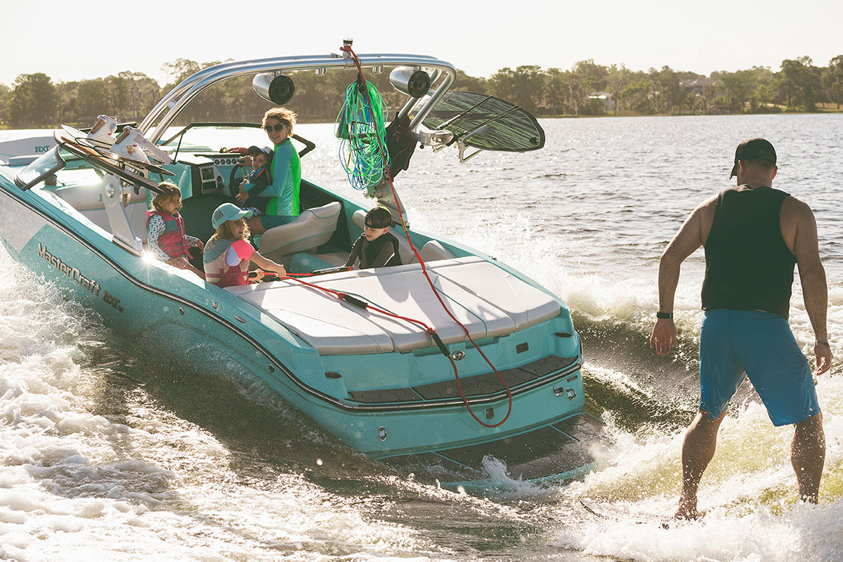 nxt20 mastercraft boat