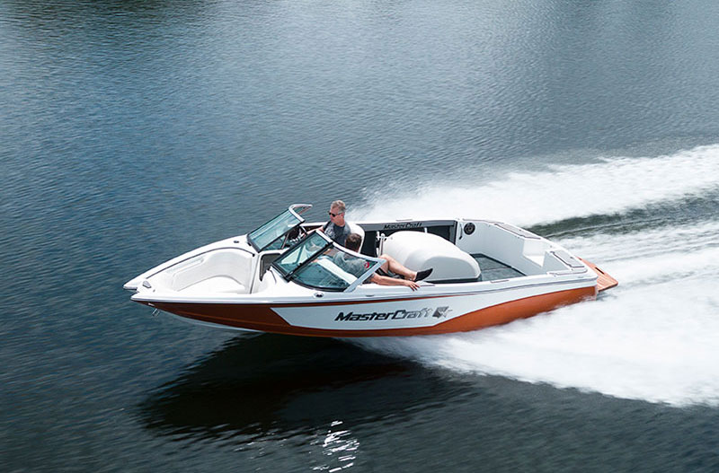nxt20 waterski boat