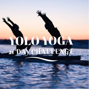 YOLO Yoga 21-Day Spring Challenge @ Trax Outdoor Center | Fairbanks | Alaska | United States