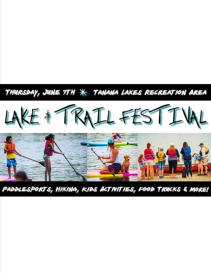 Lake & Trail Festival @ Tanana Lakes Recreation Area | Fairbanks | Alaska | United States