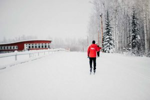 Free Skate Ski Lesson @ Trax Outdoor Center | Fairbanks | Alaska | United States