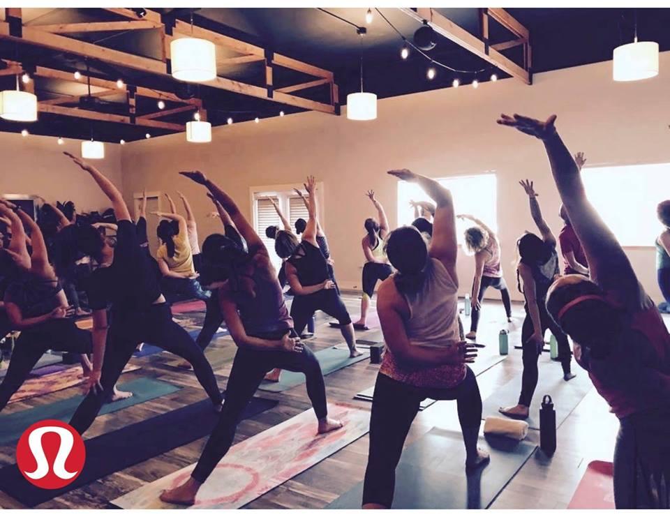 Lululemon 21 Day Winter Yoga Challenge @ Trax Outdoor Center | Fairbanks | Alaska | United States