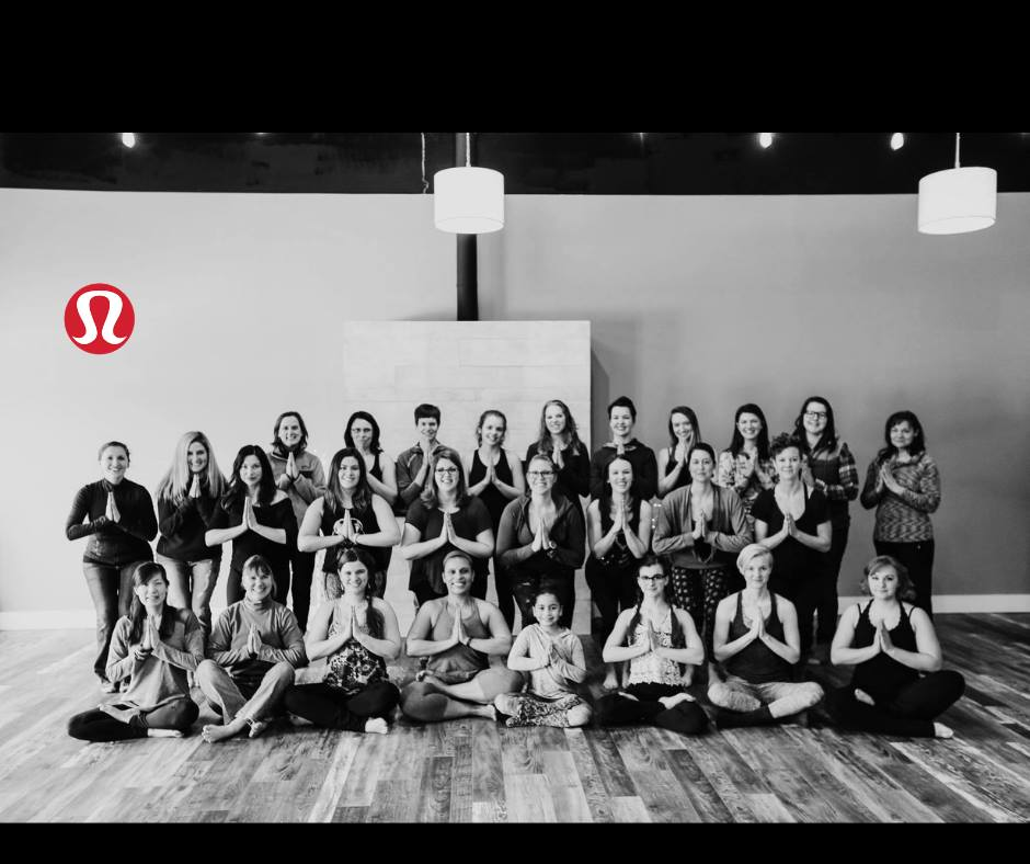 lululemon 21-Day Spring Yoga Challenge @ Trax Yoga | Fairbanks | Alaska | United States