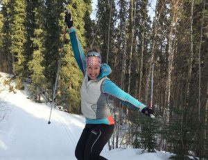 Skogi Workshop Ski+Yoga @ Trax Outdoor Center | Fairbanks | Alaska | United States