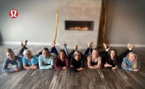 lululemon Spring 21-Day Spring Yoga Challenge @ Trax Yoga | Fairbanks | Alaska | United States